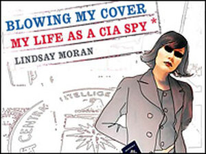 Detail from the jacket of 'Blowing My Cover: My Life as a CIA Spy'