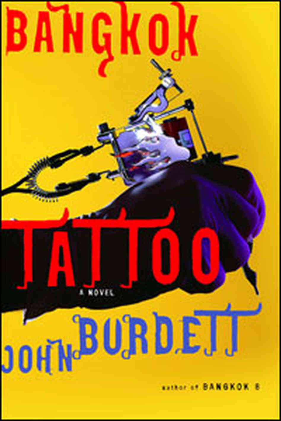 Cover image from 'Bangkok Tattoo'