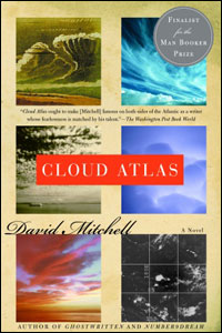 Cover image from 'Cloud Atlas'
