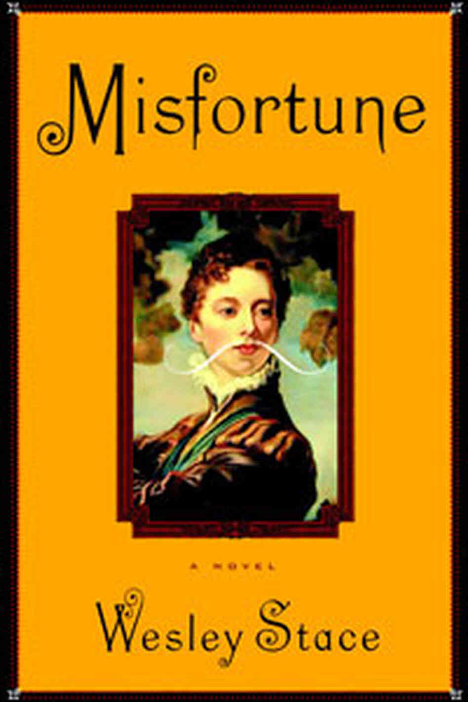 Cover image from 'Misfortune'
