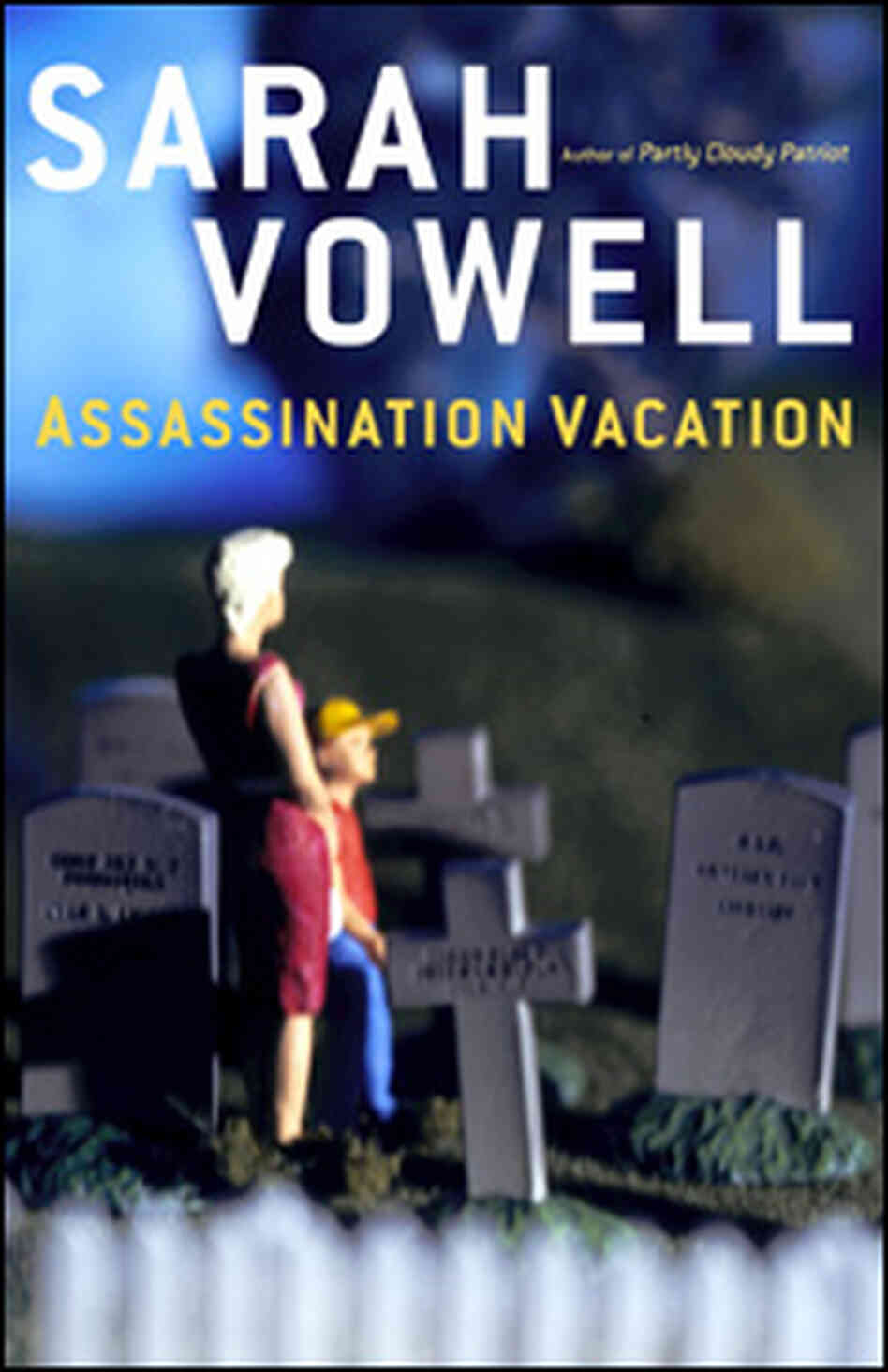 Cover of 'Assassination Vacation'