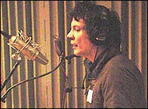 Jeff Tweedy, lead singer-songwriter