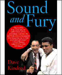Howard Cosell covers the story as Muhammad Ali celebrates on the cover of 'Sound and Fury'