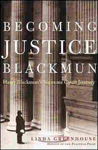 Cover of 'Becoming Justice Blackmun'