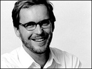 Author Christopher Noxon