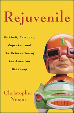 Cover of 'Rejuvenile'