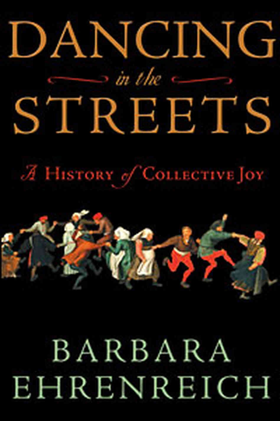 Cover of 'Dancing in the Streets'