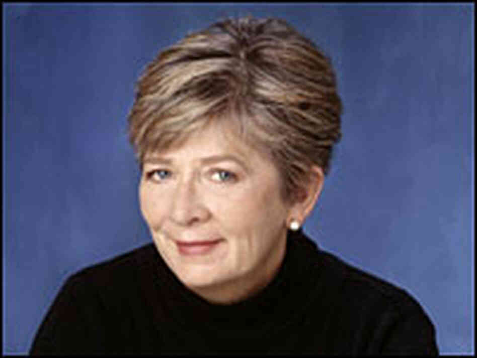 Author Barbara Ehrenreich