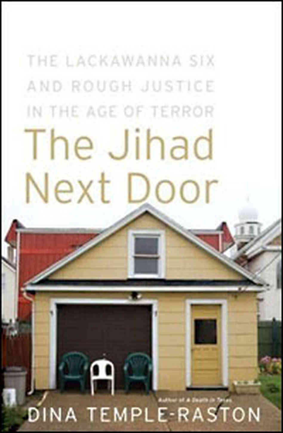 Jihad Next Door: Book Cover