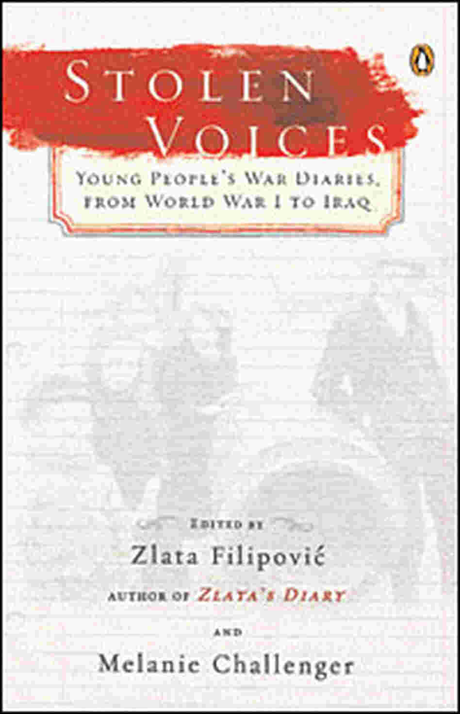 Cover of 'Stolen Voices'