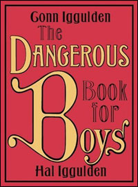 Book Cover: Dangerous Book for Boys