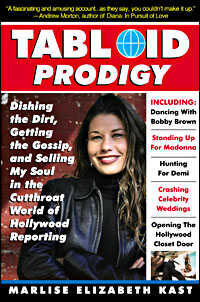 Tabloid Prodigy: Book Cover