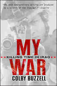 """Book Cover: """"My War: Killing Time in Iraq"""""""