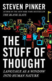 Book Cover: Stuff of Thought