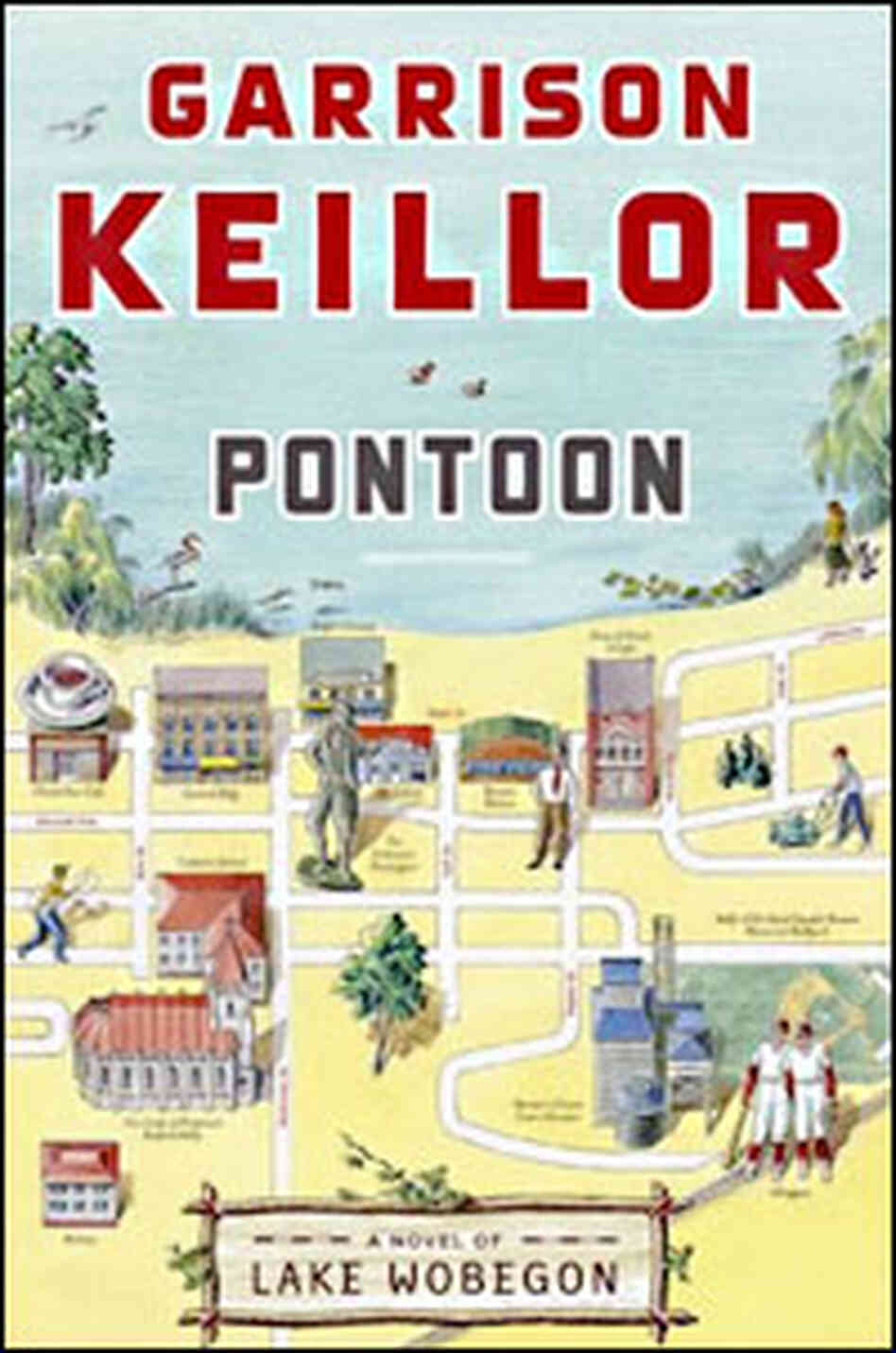 Cover: 'Pontoon'