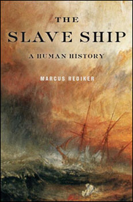 Slave Ship Book Cover