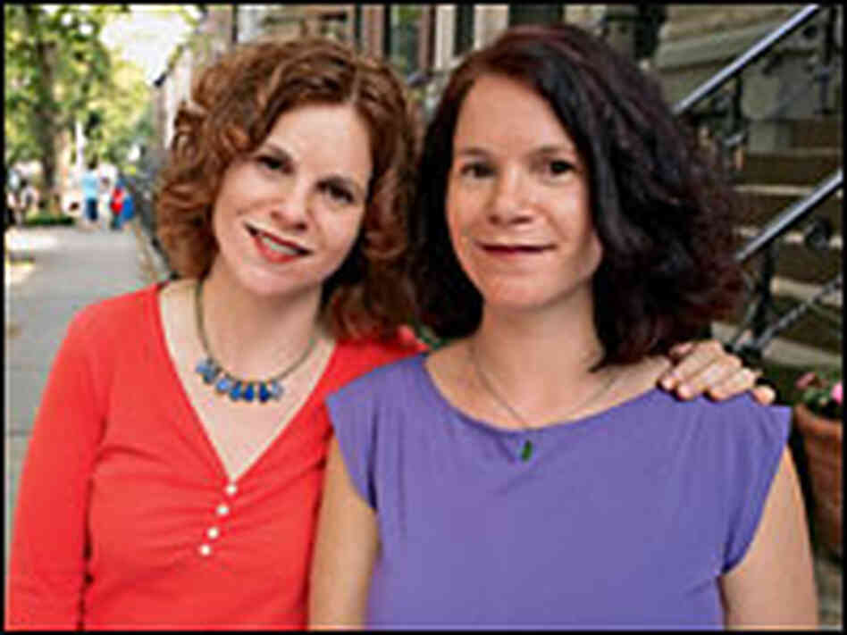 Paula Bernstein (left) and Elyse Schein