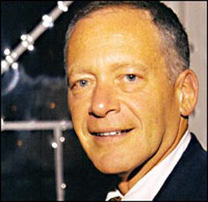 Author and former gun lobbyist Richard Feldman.
