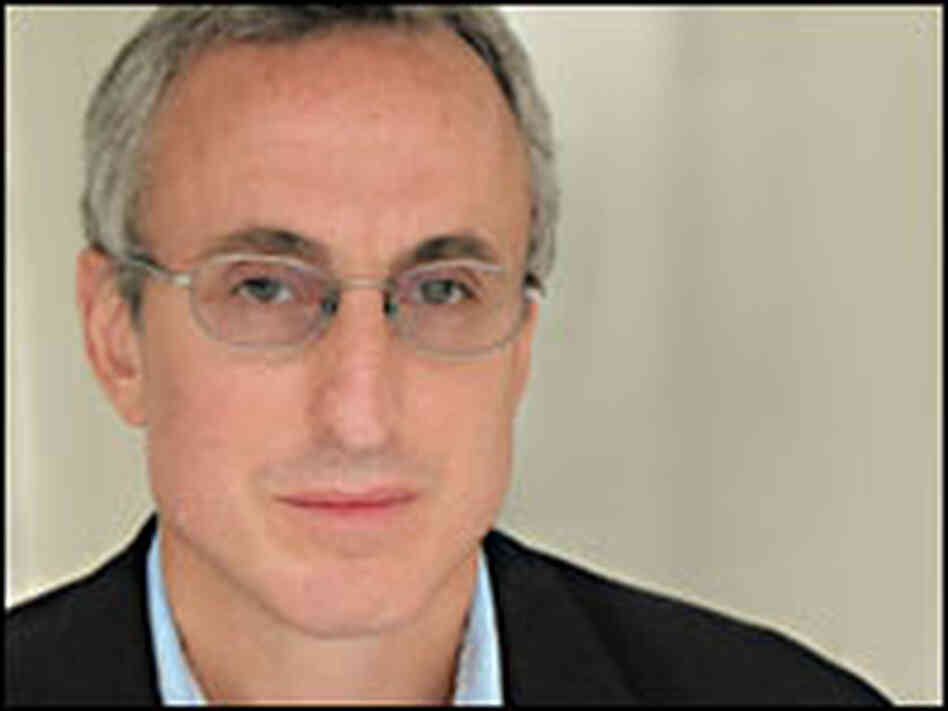 Author Gary Taubes