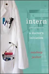 'Intern' Book Cover