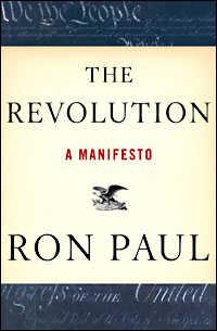 Revolution: A Manifesto Book Cover