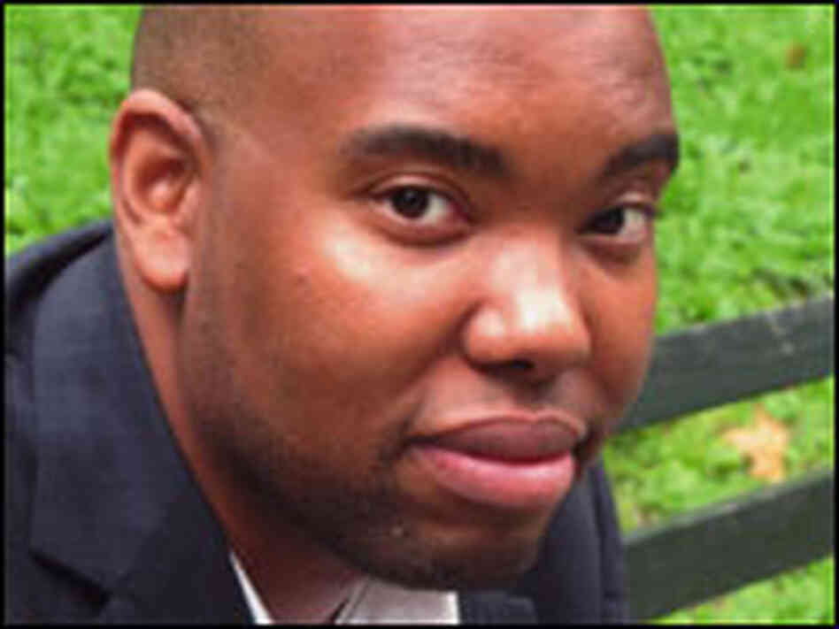 Author Ta-Nehisi Coates