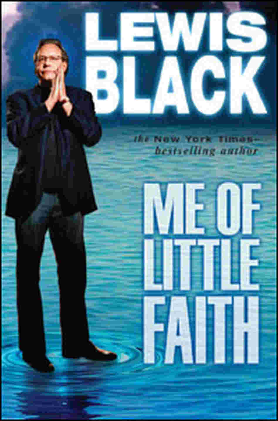 'Me of Little Faith' book cover