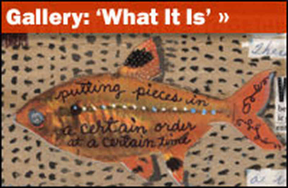 What It Is Plumbs The Depths Of Creativity Npr