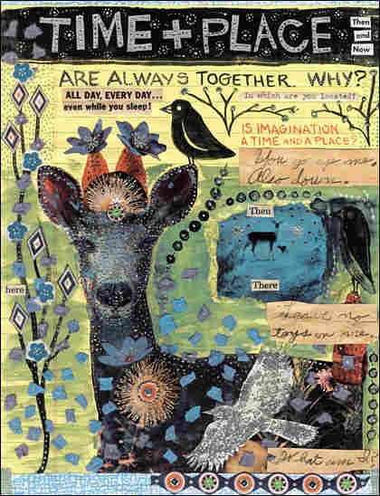 Collage image from 'What It Is'