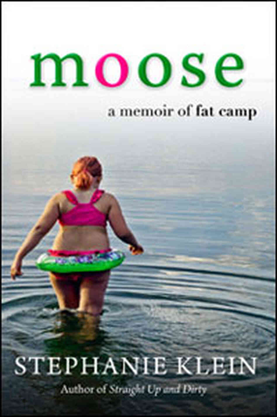 """Moose"" book cover"