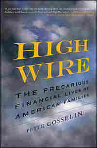 cover of Peter Gosselin's 'High Wire'