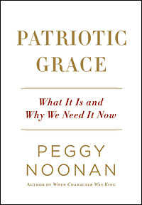 cover of Peggy Noonan's 'Patriotic Grace'