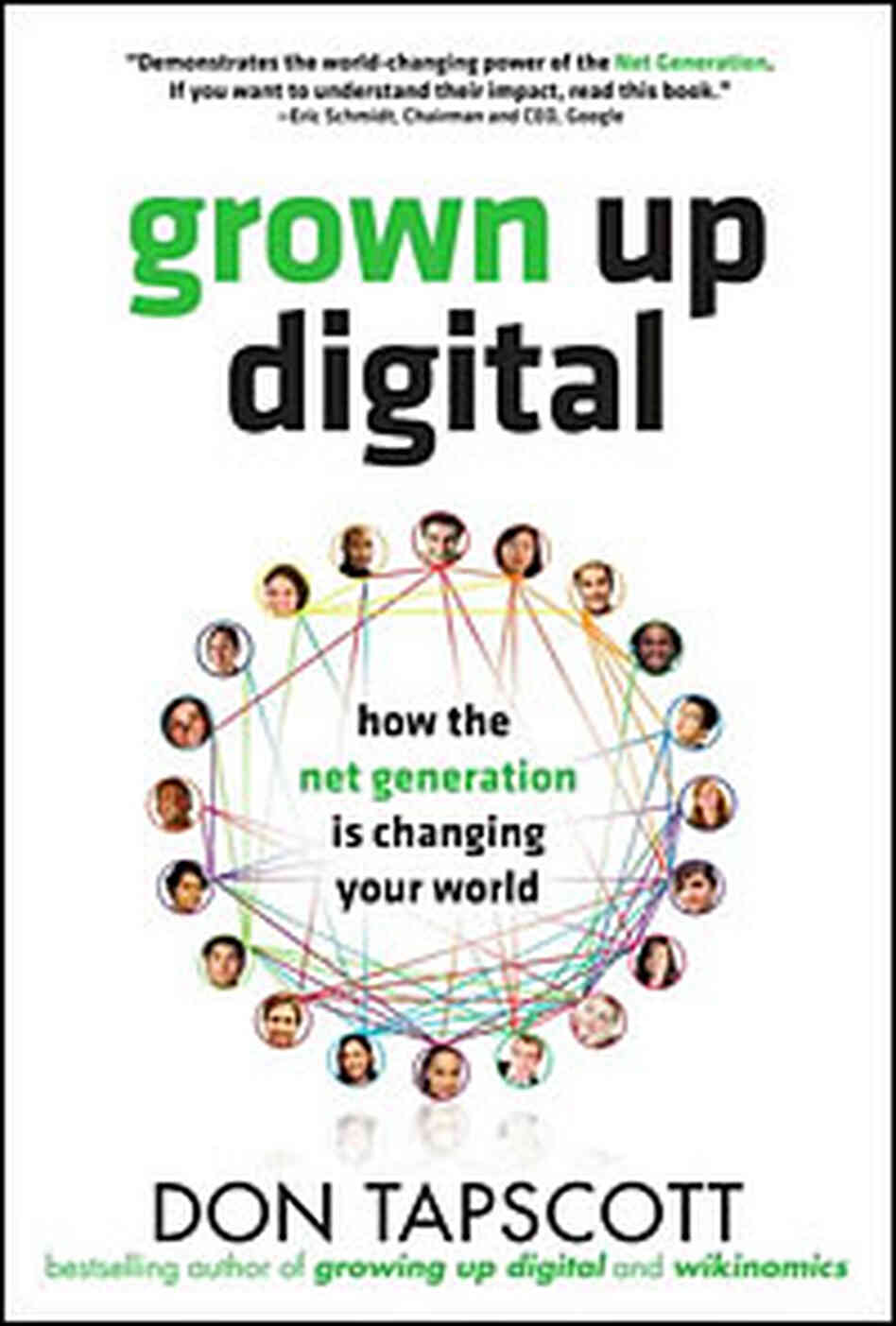 Don Tapscott's 'Grown Up Digital'