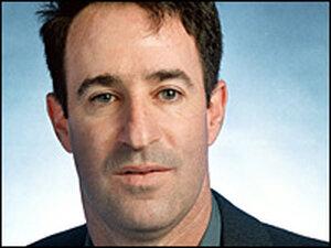 Journalist Steve Fainaru
