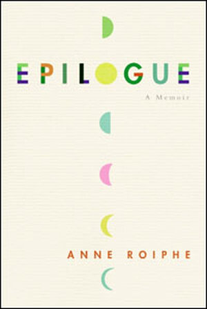 'Epilogue' Book Cover