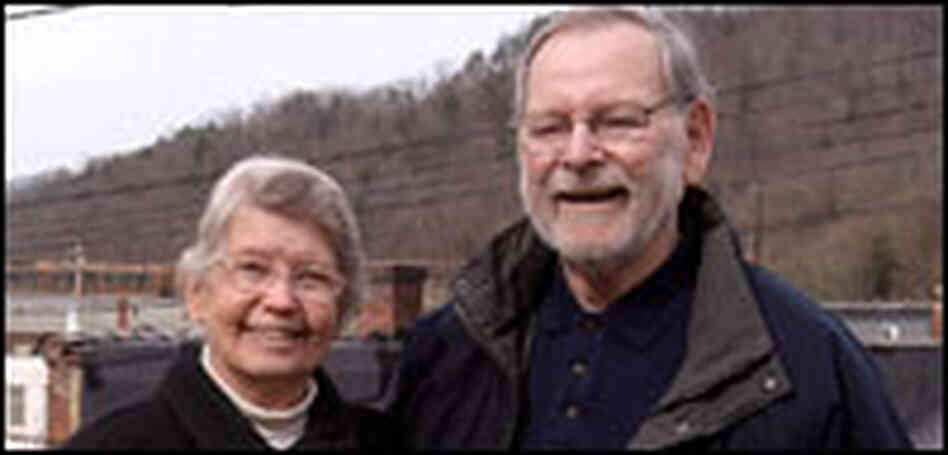 Tom and Pat Gish, 2005