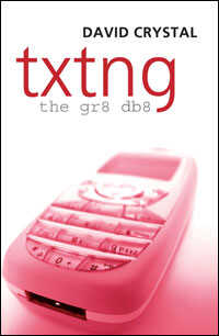 Txting Book Cover