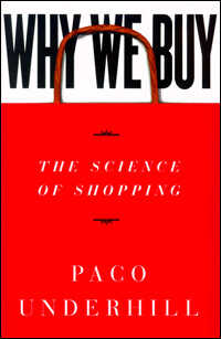 Book cover of 'Why We Buy'
