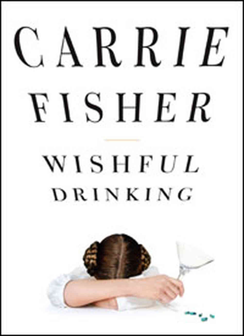 "Book Cover of ""Wishful Drinking"""