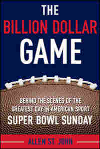 Cover of 'The Billion Dollar Game'