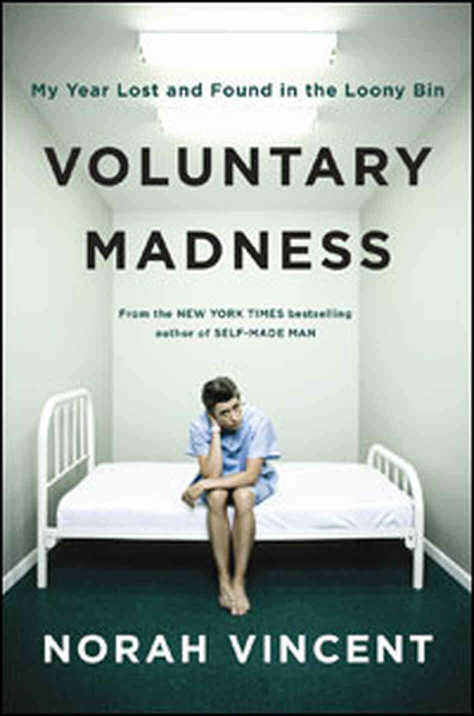 Book Cover of 'Voluntary Madness'