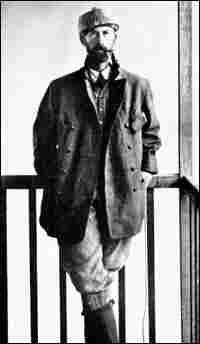Explorer Percy Fawcett
