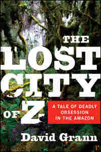 Cover of 'The Lost City of Z'