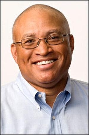Comedian Larry Wilmore