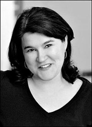 Author Emily Yellin