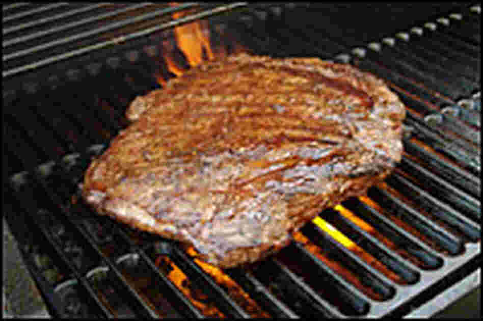 Photo Of Steak On Grill