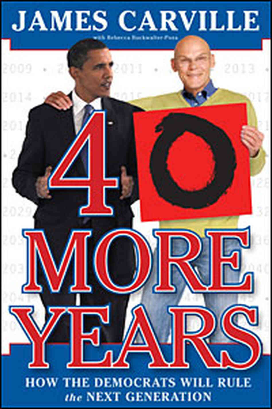 Cover of '40 More Years'