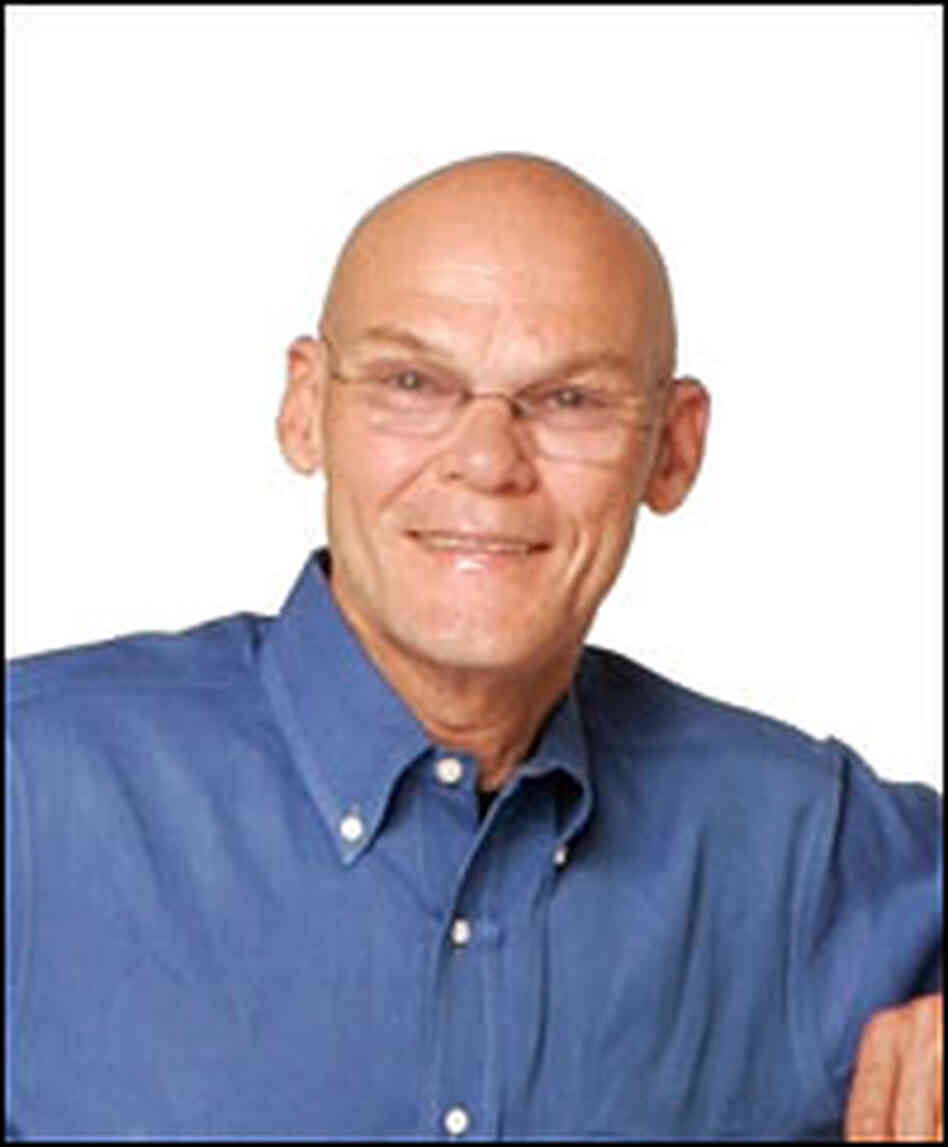 Author James Carville