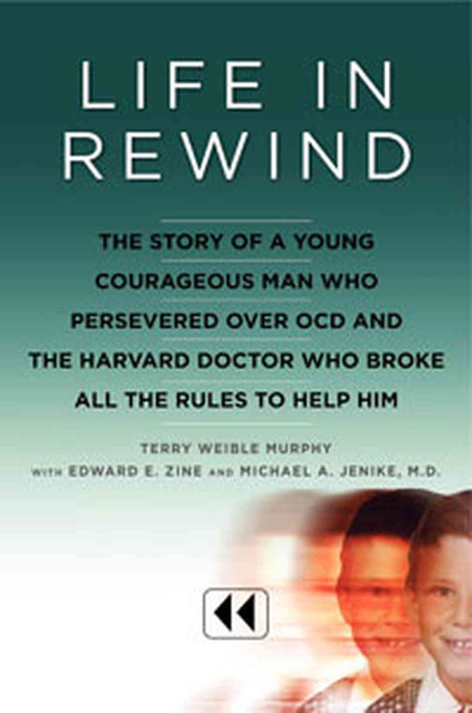 "Cover detail of ""Life in Rewind"""