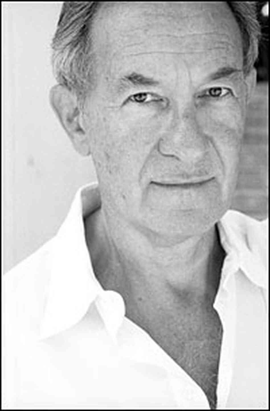Author Simon Schama